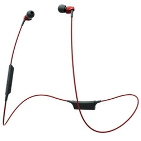 高音質Bluetoothイヤホン Pure Standard Wireless Series Pure Flat HP-N100BTR レッド