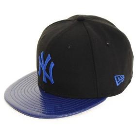 ニューエラ(NEW ERA) ジュニア Youth 9FIFTY グリッターフレーク ニューヨーク・ヤンキース 11556875 (Jr)