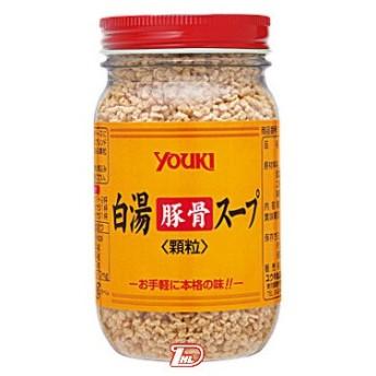 白湯豚骨スープ 顆粒 ユウキ食品 130g