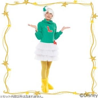 【ディズニー公式ライセンス】<大人用ルーイ>95825【ハロウィン 仮装 コスチューム ディズニー 大人 ジュニア】