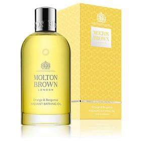 【送料無料】<MOLTON BROWN/モルトンブラウン> 【送料無料】O & Bベージングオイル 【三越・伊勢丹/公式】