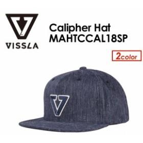 【送料無料】VISSLA,ヴィスラ,ビスラ,CAP,帽子,キャップ,18ss●Calipher Hat キャリパーハット MAHTCCAL18SP