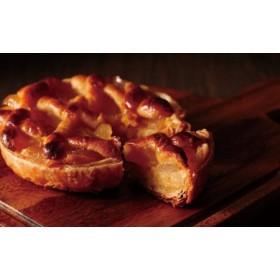 ほんだ菓子司 香西農園のおいもと紅玉りんごのパイ+林檎ロマン(10個)