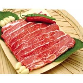【クール便で無料発送】牛肉★LA★カルビ スライス 約5Kg★韓国食品市場★豚肉 /スンデ/豚バラ肉スライス/焼肉