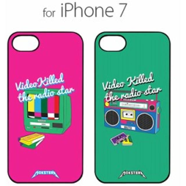 お取り寄せ iPhone8 ケース iPhone7 カバー Dparks ブラックケース RADIO STAR ディーパークス レディオスター カバー スマホケース