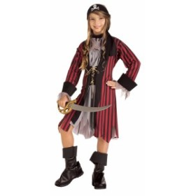 子ども用カリビアンプリンセスS ハロウィン 仮装 コスチューム 衣装 chara キッズ 海賊
