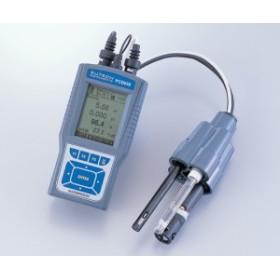 アズワン(AS ONE) ラコムテスターハンディタイプpH計&導電率計 PCD650セット(2-