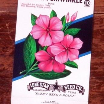 【A】Vintageシードパッケージ U.S.A. DA-SD001