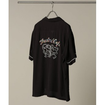 JOURNAL STANDARD STYLE EYES / スタイルアイズ : 2FACE SHIRTS ブラック L