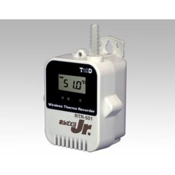 アズワン(AS ONE) おんどとり ワイヤレスデータロガー(子機)温度×1ch(内蔵)大容量バッテリー