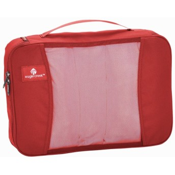 EAGLE CREEK イーグルクリーク パックイットキューブ レッドファイア 11862029 レッド アウトドアポーチ アウトドア 釣り 旅行用品 キャンプ 小物バッグ