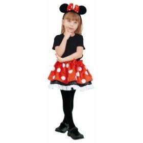 ミニーチュチュセット女の子 ディズニー コスチューム ハロウィン コスプレ 衣装 キャラクター 公式ライセンス 仮装