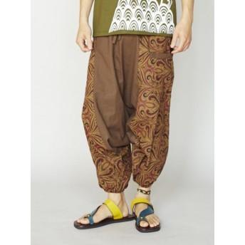 パンツ・ズボン全般 - チャイハネ 【チャイハネ】カキルMEN'Sサルエルパンツ