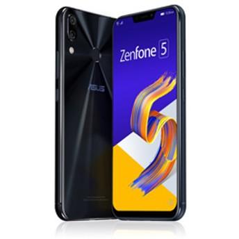 ZenFone 5 (ZE620KL) シャイニーブラック 「ZE620KL-BK64S6」 6.2型 nanoSIMx2