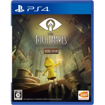 【PS4ソフト】LITTLE NIGHTMARES-リトルナイトメア- Deluxe Edition