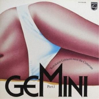 内海利勝&ザ・シマロンズ/GEMINI PART I (初回限定) 【CD】