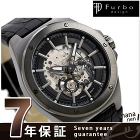 56f41ed94c フルボ デザイン F2501 自動巻き メンズ 腕時計 F2501GBKBK Furbo