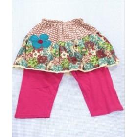 バナバナ Vana Vana ヴァナ ヴァナ スカッツ レギンス スカート 130cm ピンク系 ボトムス 女の子 キッズ 子供服 通販 買い取り