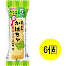 【5ヵ月頃から】WAKODO 和光堂ベビーフード はじめての離乳食 裏ごしかぼちゃ 2.4g 1セット(6個) アサヒグループ食品