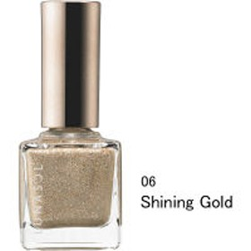 LUNASOL(ルナソル) ネイルフィニッシュN 06(Shining Gold)