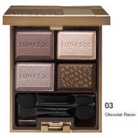 LUNASOL(ルナソル) セレクション・ドゥ・ショコラアイズ 03(Chocolat Raisin)