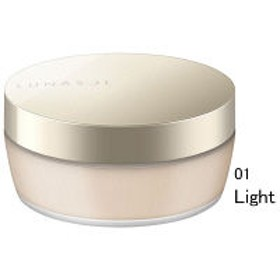 LUNASOL(ルナソル) エアリールーセントパウダー 01(Light) 15g