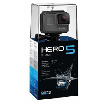 送料無料 新品●最新モデル GoPro Hero5 Blackm●ゴープロ5 ブラック●日本語音声コントロール 4Kビデオ