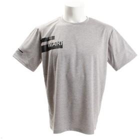 ザ・ワープ・バイ・エネーレ(The Warp By Ennerre) 【オンライン特価】半袖グラフィックTシャツ Block WB37JA16 GRY (Men's)