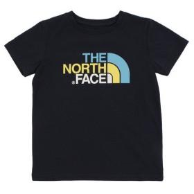ノースフェイス(THE NORTH FACE) カラフルロゴ 半袖Tシャツ NTJ31823 UN (Jr)