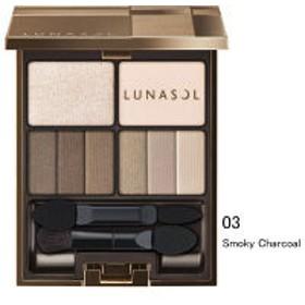 LUNASOL(ルナソル) フェザリースモーキーアイズ 03(Smoky Charcoal)