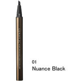 LUNASOL(ルナソル) シェイプデザイニングリクイドアイライナー 01(Nuance Black)