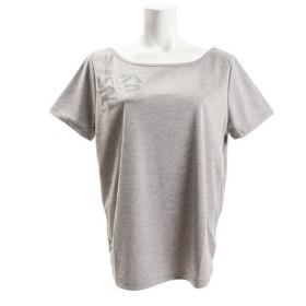 ザ・ワープ・バイ・エネーレ(The Warp By Ennerre) 半袖グラフィックロゴTシャツ WB37JA50 GRY (Lady's)