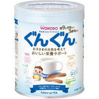 【9ヵ月頃から】WAKODO(和光堂) フォローアップミルク ぐんぐん(小缶)300g 1缶 アサヒグループ食品