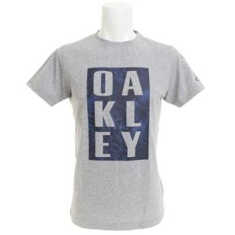 オークリー(OAKLEY) 【ゼビオグループ限定】 Adaptation 半袖Tシャツ 6 457411JP-22K (Men's)