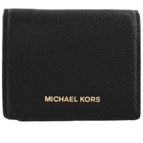 MICHAEL KORS マイケルコース カードケース レディース  ブラック 32T7GM9D1L 001 BLACK
