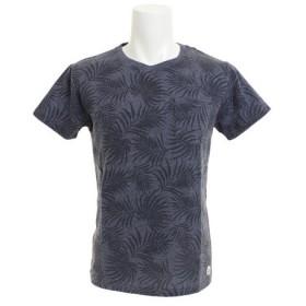 ティーワイアール(TYR) ボタニカル 半袖Tシャツ TBOTA-18SRL NVY (Men's)