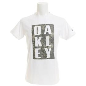 オークリー(OAKLEY) 【ゼビオグループ限定】 Adaptation 半袖Tシャツ 6 457411JP-100 (Men's)
