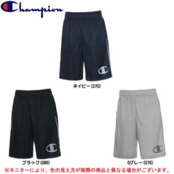 Champion(チャンピオン)シーオドレス ハーフパンツ(C3MS510)スポーツ トレーニング ランニング フィットネス メンズ