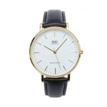 Q&Q ビッグケース腕時計