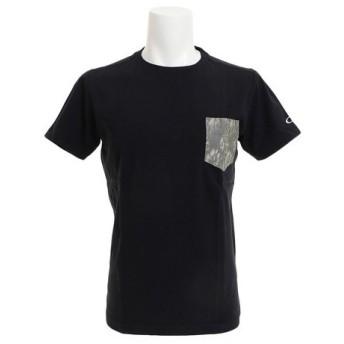 オークリー(OAKLEY) 【ゼビオグループ限定】 Adaptation 半袖Tシャツ 4 457409JP-02E (Men's)