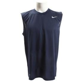 ナイキ(NIKE) DRI-FIT レジェンド スリーブレス Tシャツ 718836-451SU17 (Men's)