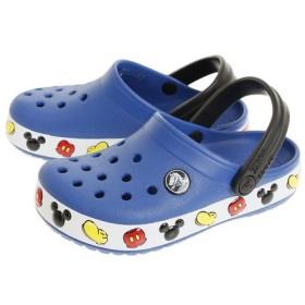 クロックス(crocs) crcbnd Mickey clg kid Nvy #204992-4GX (Lady's)
