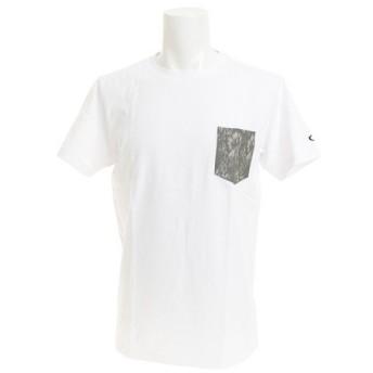 オークリー(OAKLEY) 【ゼビオグループ限定】 Adaptation 半袖Tシャツ 4 457409JP-100 (Men's)