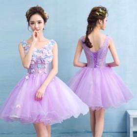 結婚式 ドレス パーティー ロングドレス 二次会ドレス ウェディングドレス お呼ばれドレス 卒業パーティー 成人式 同窓会hs308