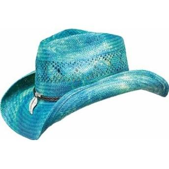 ピーターグリム ハット 帽子 メンズ【Peter Grimm Turma Cowboy Hat】Blue