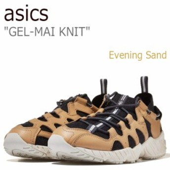 asics tiger GEL-MAI KNIT スニーカー HN7S4