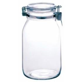 星硝 セラーメイト ガラス保存 密封瓶 2L 粉末 乾物 保存容器 ジャム 調味料 密封びん 密封ビン  [ 税込5500円以上 送料無料!]
