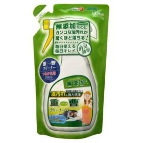 丹羽久 niwaQ 重曹アルカリ電解水クリーナー詰替用 350ml
