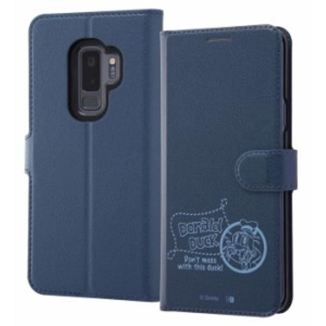 ac163a27bc Galaxy S9 plus ケース ディズニー Galaxy S9+ 手帳 ドナルド ギャラクシーs9plus 手帳ケース 手帳型 マグネット