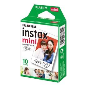 FUJIFILM<富士フイルム>インスタントカメラ チェキ専用 インスタントカラーフィルム instax mini 10枚パック INSTAX MINI JP1